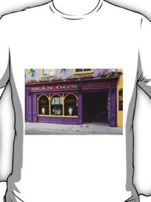 Colorful Irish Pub T-Shirt
