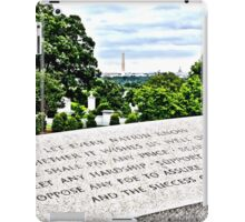 The Price of Liberty iPad Case/Skin