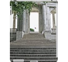 Arlington Memorial Amphitheater iPad Case/Skin