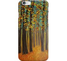 In the morning light iPhone Case/Skin