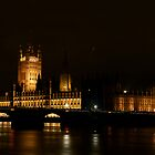 Houses of Parliament by Johan Lindstrom