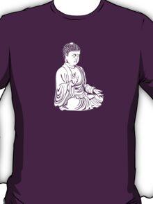 Praying Buddha for dark hoodies T-Shirt