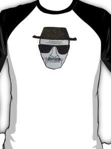 Heisenberg Breaking Bad T-Shirt T-Shirt