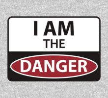 Breaking bad - I Am The Danger! Kids Clothes
