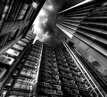 The Lloyds Building by nick board