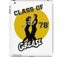 Grease  iPad Case/Skin
