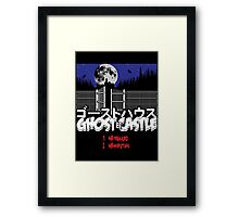 Ghost Castle 2 Framed Print