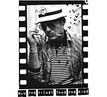 Hunter S Thompson  Photographic Print
