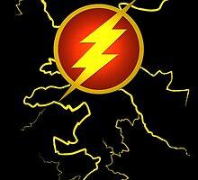 The Flash  by Kurium