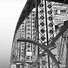 Harbour bridge, Sydney by Antoine de Paauw