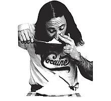 Cocaine  Photographic Print