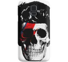 David Bowie (Ziggy Stardust) Skull Samsung Galaxy Case/Skin