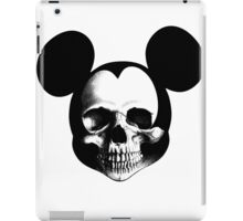 Mickey Skull iPad Case/Skin