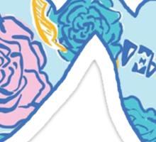 Alpha Xi Delta Sticker