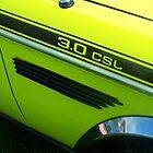 BMW 3.0 CSL by eefy