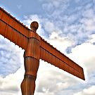 ANGEL OF THE NORTH by Pinhead Industries