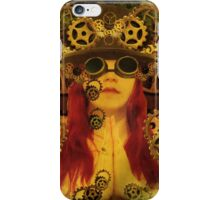 Prayers dedicated to the clockwork iPhone Case/Skin