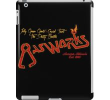Wayne's World - GASWORKS BAR iPad Case/Skin