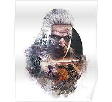 Geralt of Rivia Poster