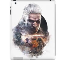 Geralt of Rivia iPad Case/Skin