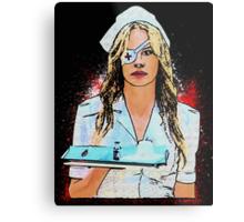 Elle Driver (Kill Bill Inspired) Metal Print