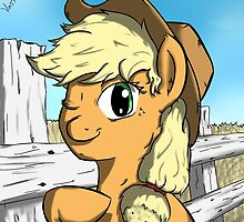 The Mare of Sweet Apple Acres by Vastile