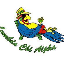 Lambda Chi Alpha Margaritaville  by geofftee918