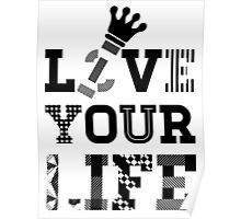 Live Love Your Life V2 | OG Collection Poster