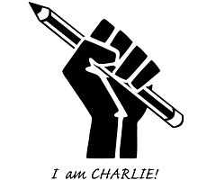 """""""I AM CHARLIE!""""...French solidarity! by Kricket-Kountry"""