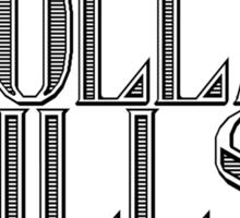 Dolla Dolla Bill$ Yall | OG Collection Sticker