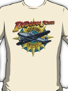 Indiana Jones Adventure Outpost T-Shirt