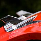 Chevrolet Bel-Air Hood Ornament by smenzel