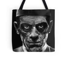 "Boris Karloff as Ardeth Bey from ""The Mummy"" Tote Bag"