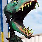 Prehistoric Yawn by Kirsten H