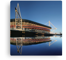 Millennium Stadium, Cardiff, Wales Canvas Print