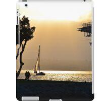USS Midway 1 iPad Case/Skin