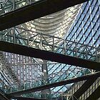 Glasshall Tokyo International Forum Building by Jaxybelle