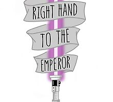 Right Hand to the Emperor by Katie Tiberius