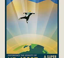 Experience the Gravity of a Super Earth by heist