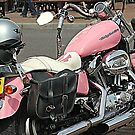 A Pink Harley by naturelover