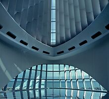 Milwaukee Art Museum  by Karissa Schulten