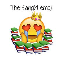 The Fangirl Emoji by poppetini