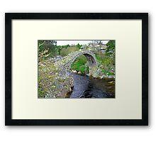 Carrbridge II Framed Print