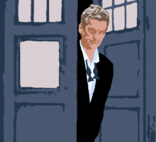 The Doctor will see you now (clean) Sticker