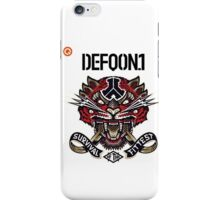 Defqon. 1 2014 - Survival of the Fittest! iPhone Case/Skin