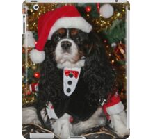 Charlie Girl Christmas 2014 iPad Case/Skin