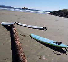 Gone surfin in Tofino by adman
