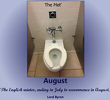 Toilets of New York 2015 August - The Met' by newbs