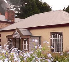 Blacksmith's Cottage - Bacchus Marsh by Anne van Alkemade