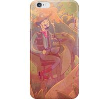 Raptor Cowboy iPhone Case/Skin